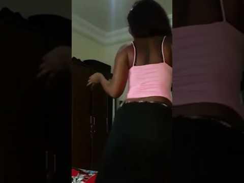 Senegalese girl dancing thumbnail