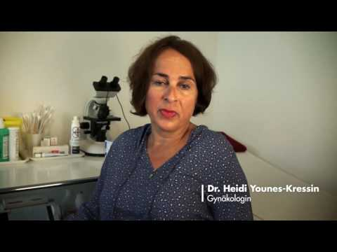 Frauenärztin Dr.Younes Kressin erklärt: Blutungen in der Schwangerschaft?