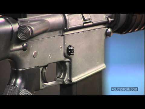 Policestore - AR-15/M16 Skull Magazine Release