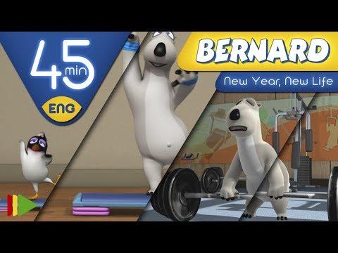 Bernard Bear | New Year, New Life | 45 minutes