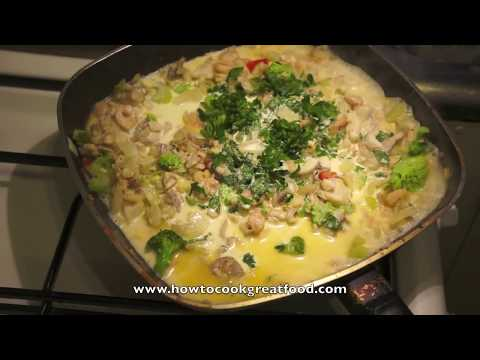 Fisherman Pie Recipe - British Fish Pie - Fish Pie - Fish Potato Pie - English Cooking - Cod Recipe