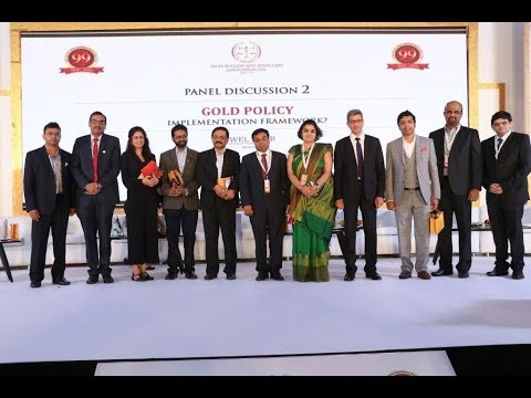 Panel Discussion 2 - Gold Policy