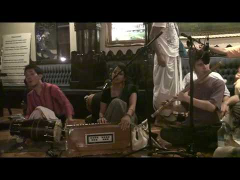 Global Internet Harinam - Gopi Gita dasi - 7/9