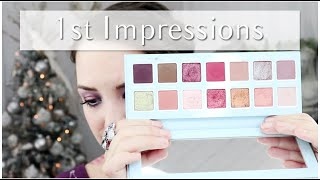 1st Impressions ~ Kylie Chill Baby Palette | Epic Fail!