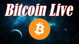 Bitcoin Live : Back on the Main Battlestation! Episode 705 - Cryptocurrency Technical Analysis
