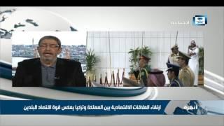 البياتلي: تستهدف جولة الرئيس التركي رص الصفوف وإقامة سد منيع بوجه التدخلات الإيرانية