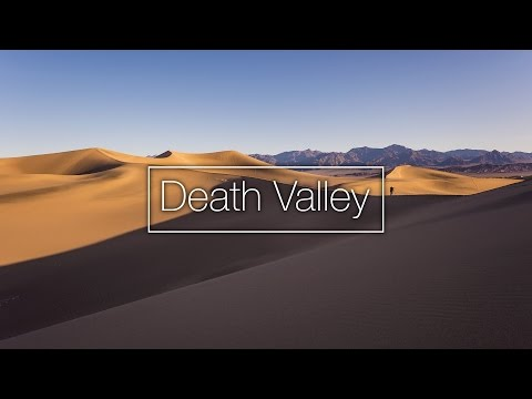 Death Valley Time Lapse in 4K
