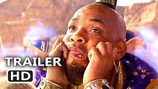 """ALADDIN """"Make Me A Prince"""" Clip Trailer (NEW 2019) Will Smith, Disney Movie HD"""