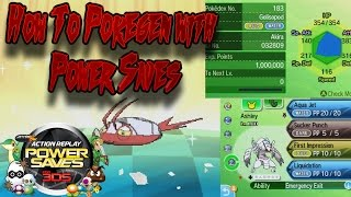 How To PokeGen in Pokemon Sun and Moon With Powersaves!