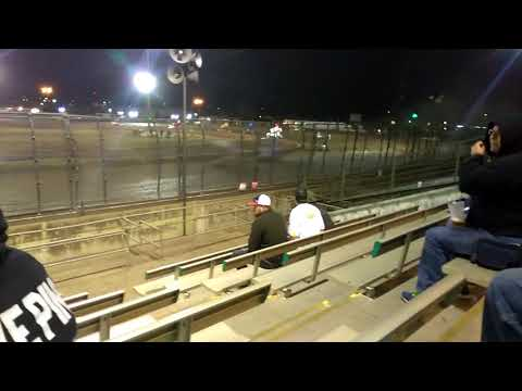 Crazy flips at silver dollar speedway.