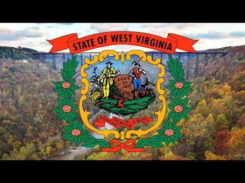 State Anthem of West Virginia - The West Virginia Hills (Old Recording)
