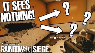 A Noobs Horrible Mira Placement - Rainbow Six Siege