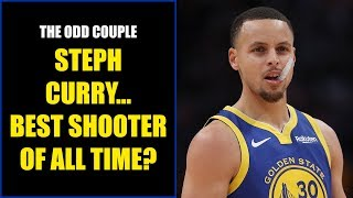 Chris Broussard & Rob Parker: Steph Curry...Greatest Shooter in NBA History
