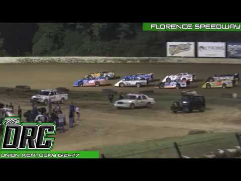 Florence Speedway | 6/24/17 | Southern Nationals Bonus Series | Feature