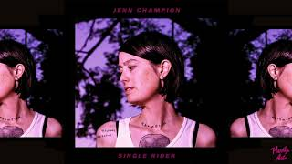 Jenn Champion - Time to Regulate - not the video