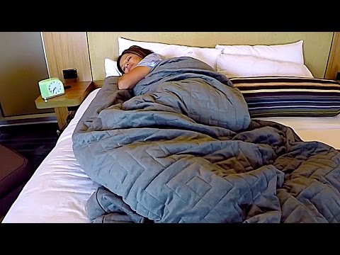 3 Ways the Gravity Blanket Could Help You Sleep!