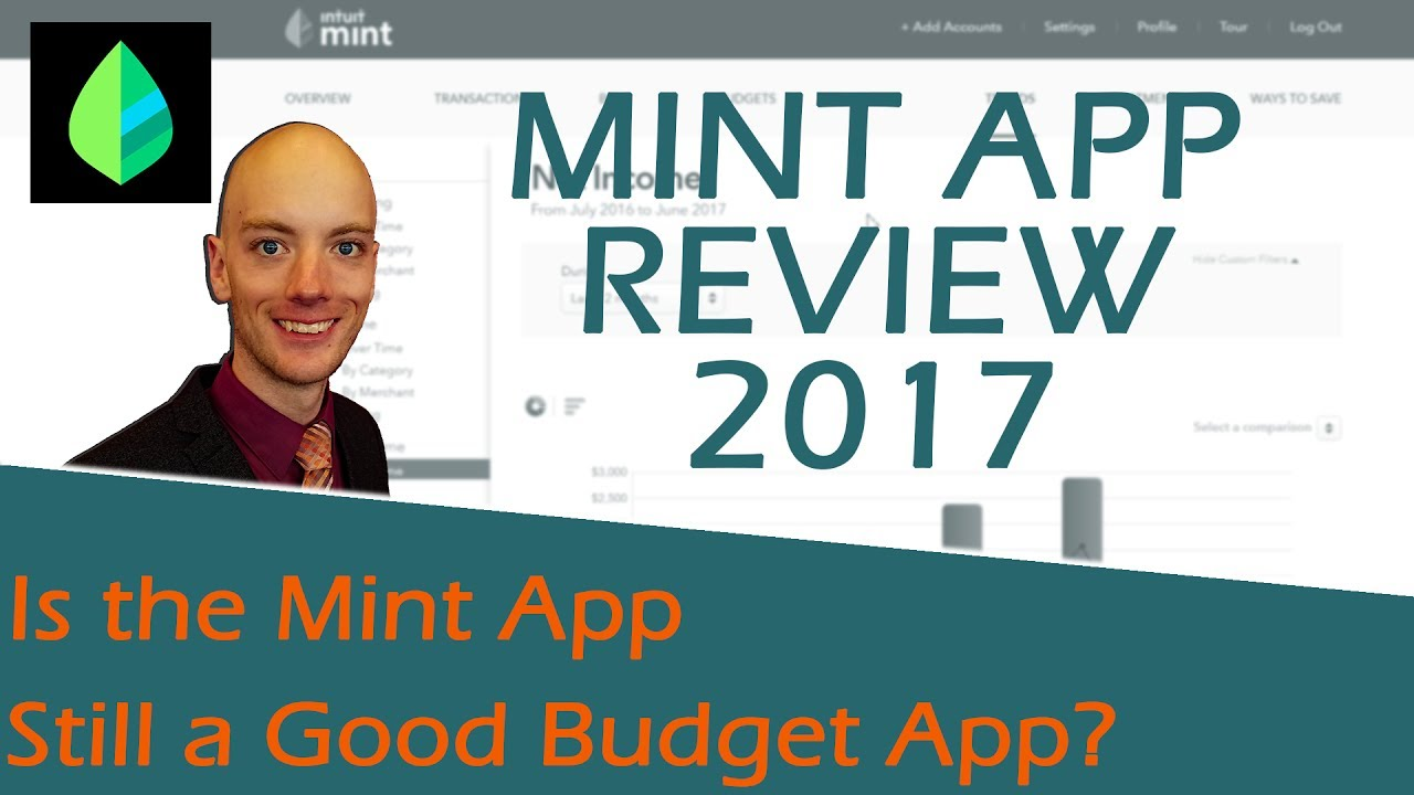 Mint Review 2017 - Full Walkthrough of Mint App - Mint App Features  Explained