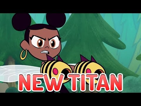 BUMBLEBEE 6th Titan Explained! Teen Titans Go Summer Camp New Episodes