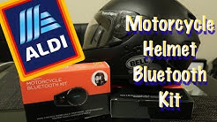 ALDI Motorcycle Bluetooth Kit   $60!!!