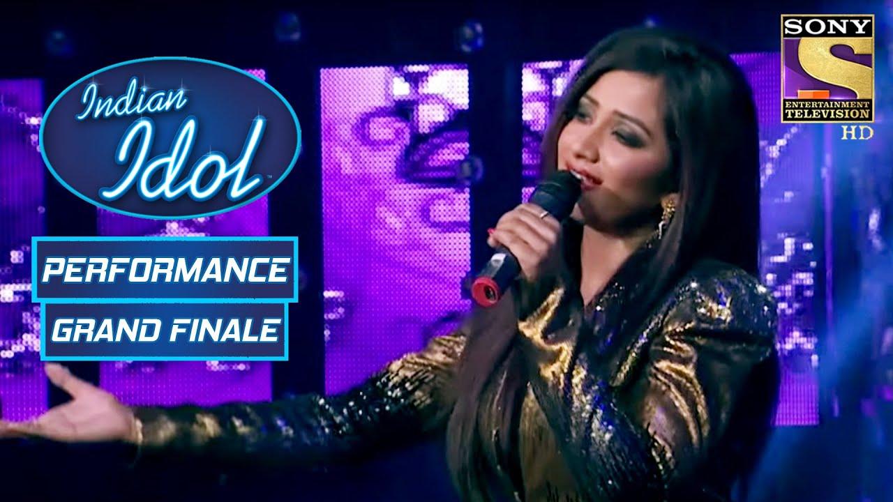 Download Shreya ने दिया एक धमाकेदार Performance   Indian Idol Season 7   Grand Finale