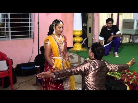 Tamil Wedding Flash mob dance surprise to Bride