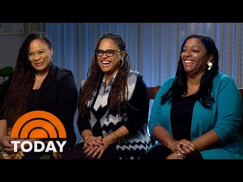 The Duvernay Sisters Open Up About Their Family Bond And How They Lift Each Other Up | TODAY