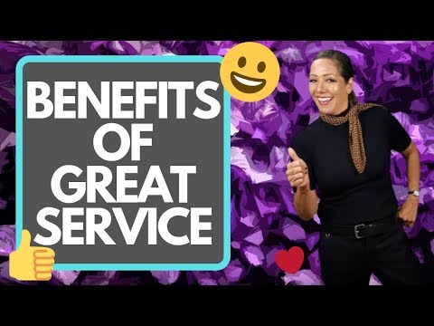 WHY GIVE GREAT SERVICE? | CUSTOMER SERVICE