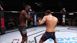 ULTRA REAL | EA Sports UFC 3 | Matt Brown vs. Leon Edwards