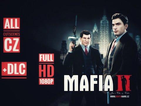 Mafia-II-FILM-(Full HD-1080p) CZ (All Cutscenes) +DLC Cutscenes