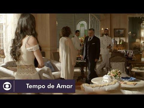 Tempo de Amar: capítulo 148 da novela, segunda, 19 de março, na Globo