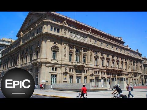 Teatro Colón - Buenos Aires, Argentina (HD)