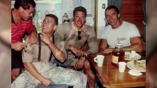 Arnold Schwarzenegger - Very Rare Shots