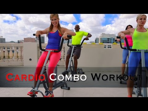 FitRider Cardio Combo Workout!