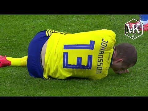 Jakob Johansson's injury against Italy ● 13/11/17