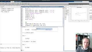 Komplekse tal i matlab