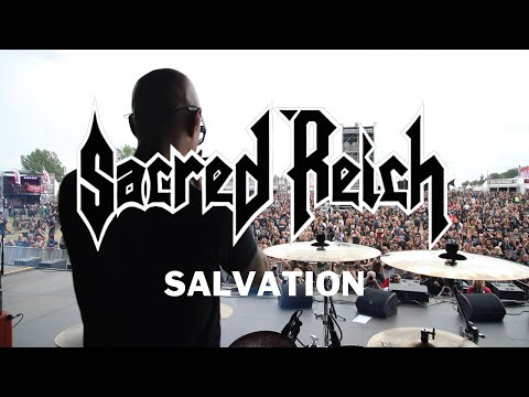 "Sacred Reich ""Salvation"" (OFFICIAL VIDEO)"
