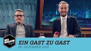 Ein Gast zu Gast im Neo Magazin Royale mit Jan Böhmermann - ZDFneo