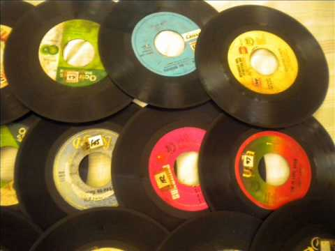 "I'm In Love Again (Janet Basco) ""I"" 45RPM Singles.wmv"