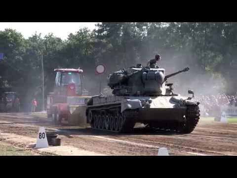 Gepard tank, Panzer