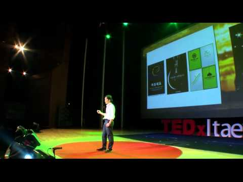 Can a fan save a polar bear? Jonghoon Jang at TEDxItaewon