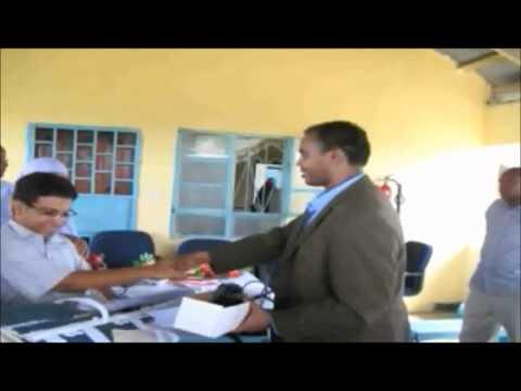Part 2 - Atlantic Global Aid Delivers Supplies To Ijara Distrct Hospital