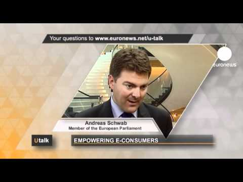 Euronews U Talk - Ventes à Distance: Vers Une Meilleure Protection Des...