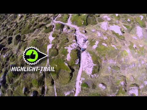 THE BEST TRAILS AT A GLANCE - Supertrail Map