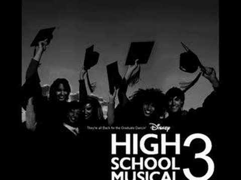 High School Musical 3 Promo Poster