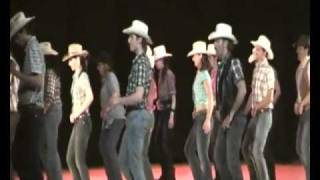 Country Eagles-Billy The Kid (LineDance)