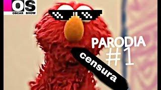 El Mundo De Elmo PARODIA#1 | Oscarshow