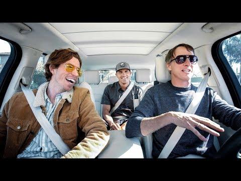 Carpool Karaoke: The Series - Tony Hawk, Shaun White & Kelly Slater - Apple TV app