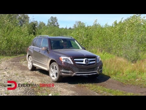 2014 Mercedes-Benz GLK 250 Off-Road Test Drive on Everyman Driver
