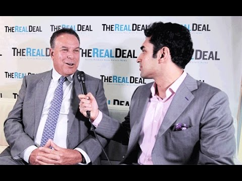 Jeff Greene on risk and real estate investing at TRD's Broward Showcase and Forum