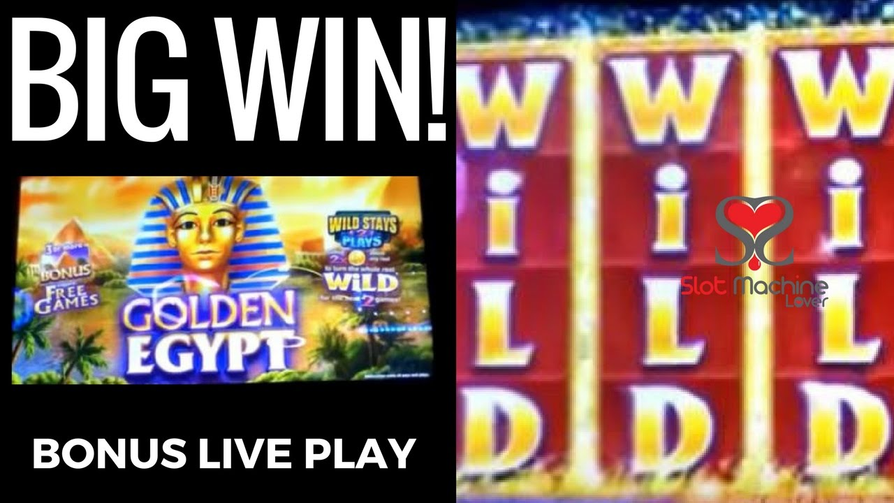 Golden Egypt Slot In Vegas Casinos